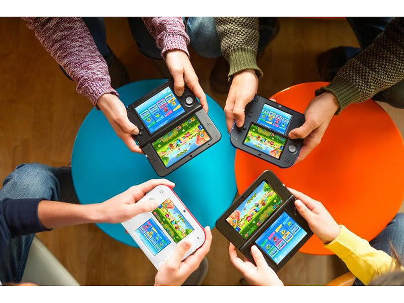 Nintendo 2DS (+ Mario Kart 7)