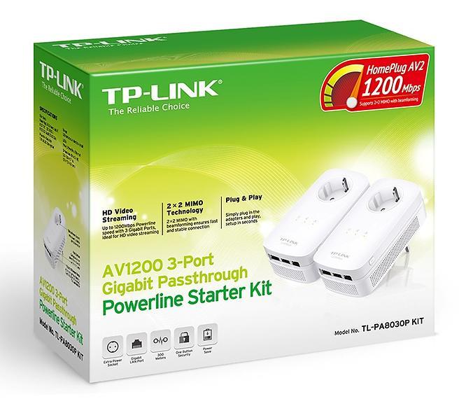 TP-Link TL-PA8030PKIT
