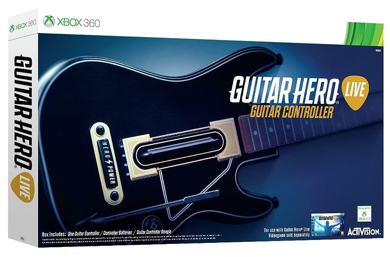 Activision Guitar Hero Live Guitar (Xbox 360)
