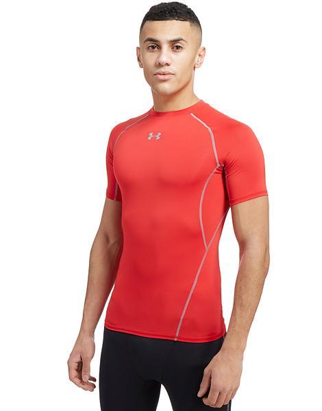 Under Armour HeatGear Compression SS Shirt (Uomo)