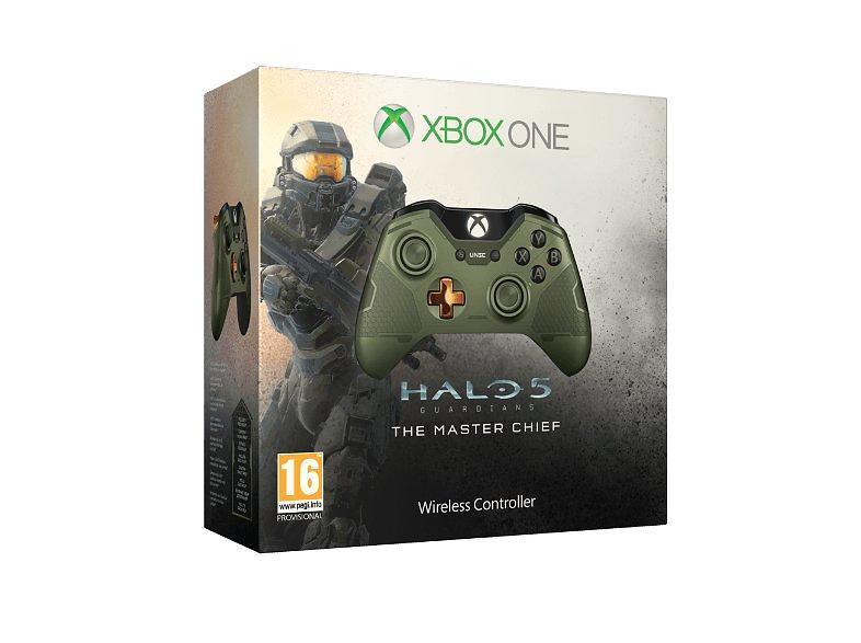 Microsoft Xbox One Wireless Controller - Master Chief Edition (Xbox One/PC)