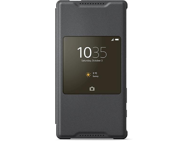 Sony Style Cover Window SCR44 for Sony Xperia Z5 Compact