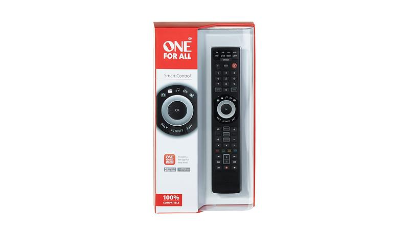 One For All URC 7980 Smart Control