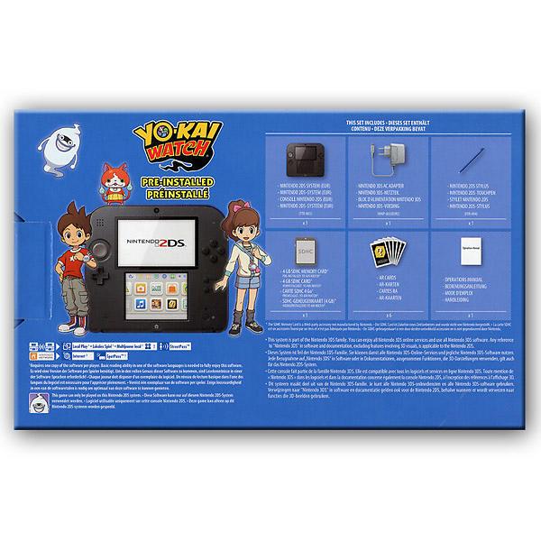 Nintendo 2DS (+ Yo-Kai Watch)