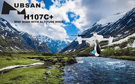 Hubsan X4 Cam Plus (H107C+) RTF
