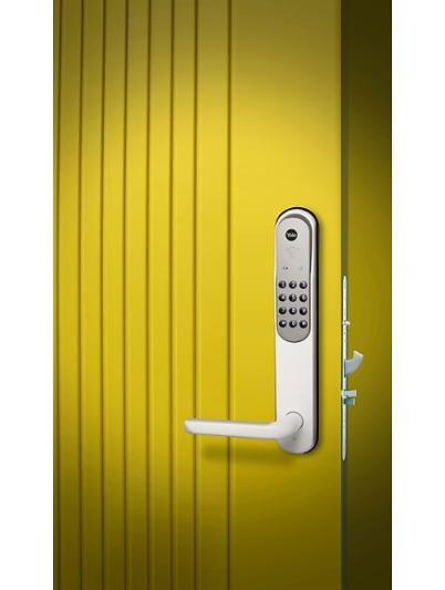 Fin Best pris på Yale Doorman V2N Smarte låser for XJ-74