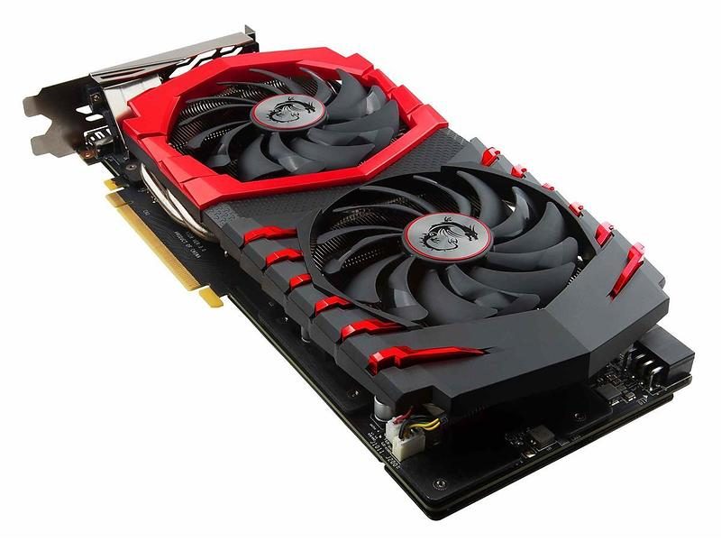 MSI GeForce GTX 1060 Gaming HDMI 3xDP 6GB