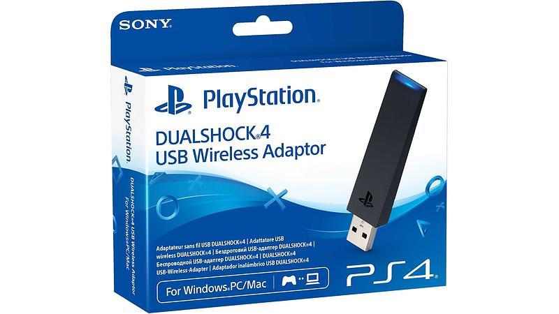 Sony DualShock 4 USB Wireless Adaptor PS4