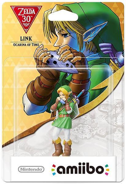 Nintendo Amiibo  Link  Ocarina of Time