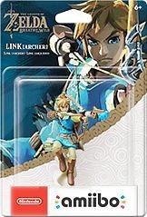 Nintendo Amiibo  Link  Archer