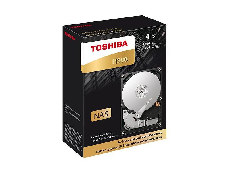 Toshiba N300 HDWQ140UZSVA 128MB 4TB