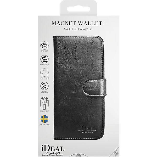 iDeal of Sweden Magnet Wallet+ for Samsung Galaxy S8