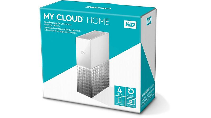 WD My Cloud Home 4TB