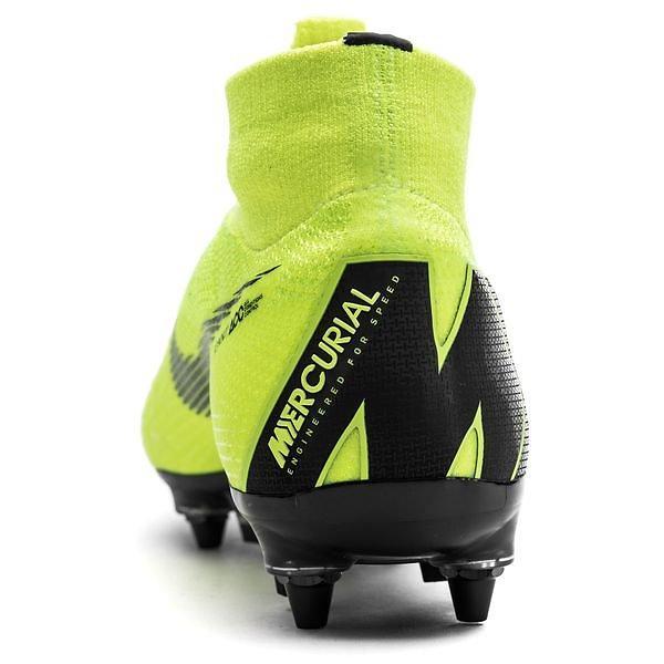 Nike Mercurial Superfly VI Elite AntiClog DF SGPro Uomo