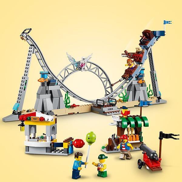 Creator Russes Montagnes Des 31084 Les Lego Pirates oCBerxd