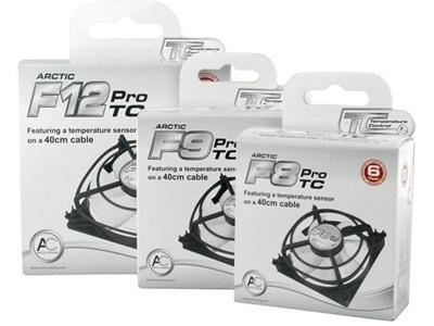 Arctic F12 Pro TC 120mm