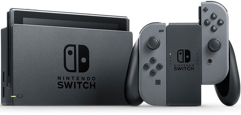Nintendo Switch (+ Mario Kart 8 Deluxe)