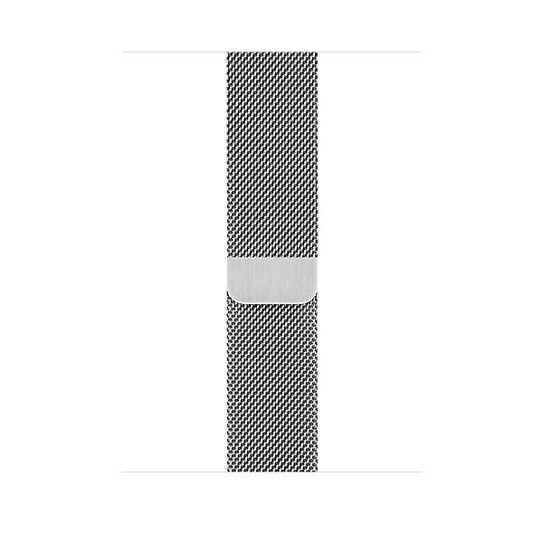 Apple Watch Series 4 4G 44mm Stainless Steel with Milanese Loop