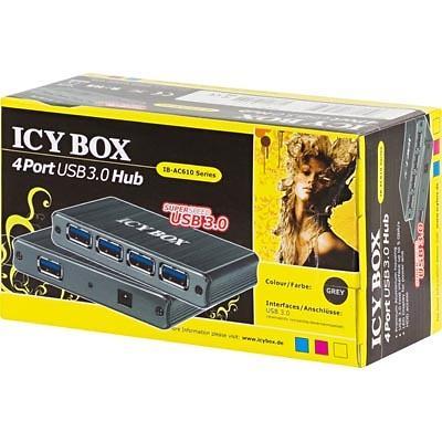 Icy Box IB-AC610