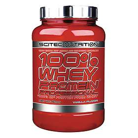 Scitec Nutrition 100% Whey Protein Professional 0.92kg