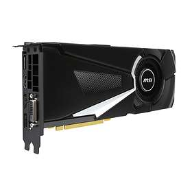 MSI GeForce GTX 1080 Aero OC HDMI 3xDP 8GB