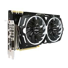 MSI GeForce GTX 1080 Armor OC HDMI 3xDP 8GB