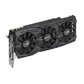 Asus GeForce GTX 1080 Strix Gaming 2xHDMI 2xDP 8GB