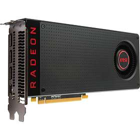 MSI Radeon RX 480 HDMI 3xDP 8GB