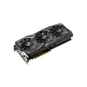 Asus GeForce GTX 1080 Strix Gaming Advanced 2xHDMI 2xDP 8GB