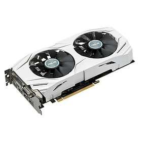 Asus GeForce GTX 1060 Dual OC 2xHDMI 2xDP 6GB
