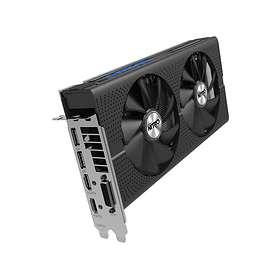 Sapphire Radeon RX 480 Nitro+ OC (11260-07) 2xHDMI 2xDP 8GB