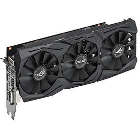 Asus Radeon RX 480 Strix Gaming OC 2xHDMI 2xDP 8GB