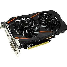 Gigabyte GeForce GTX 1060 Windforce 2X OC HDMI DP 2xDVI 6GB