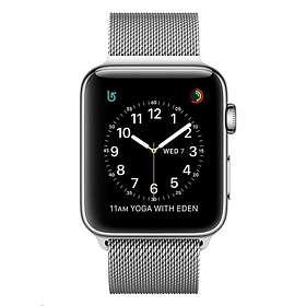 Apple Watch Series 2 42mm Stainless Steel with Milanese Loop