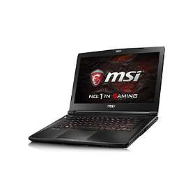 MSI GS43VR 6RE-002UK