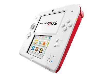 Nintendo 2DS (+ New Super Mario Bros. 2)