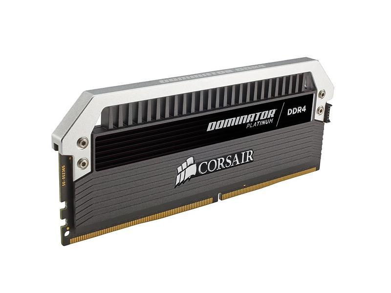 Corsair Dominator Platinum White LED DDR4 2666MHz 4x4GB (CMD16GX4M4A2666C15)