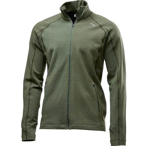 Lundhags Merino Full Zip Jacket (Uomo)