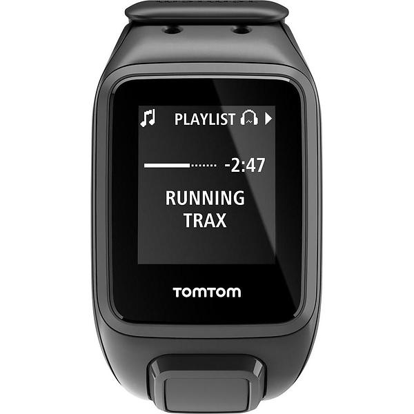 TomTom Spark Cardio + Music + BT Headphones