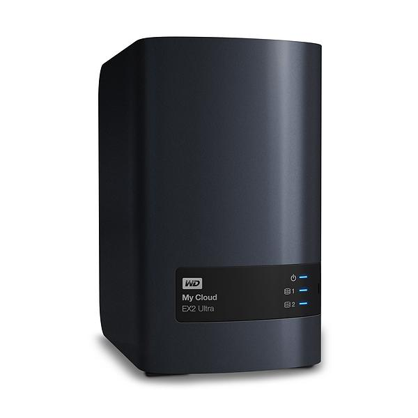 WD My Cloud EX2 Ultra 16TB