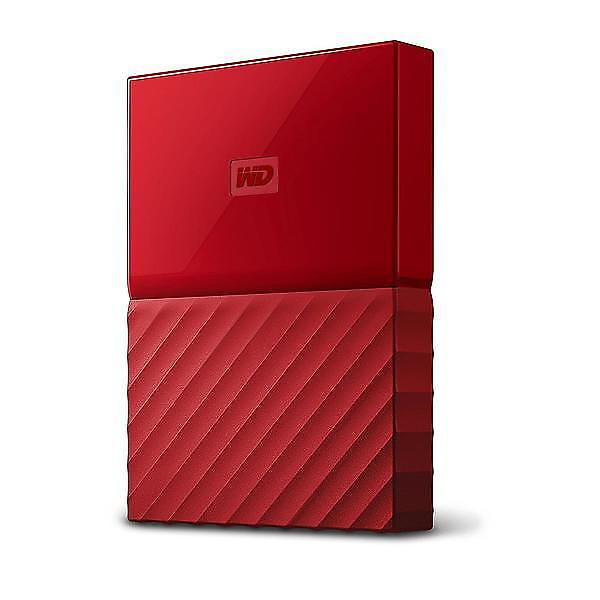 WD My Passport V2 USB 3.0 1TB