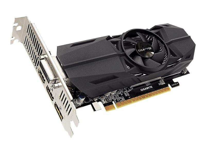 Gigabyte GeForce GTX 1050 Ti OC LP 2xHDMI DP 4GB