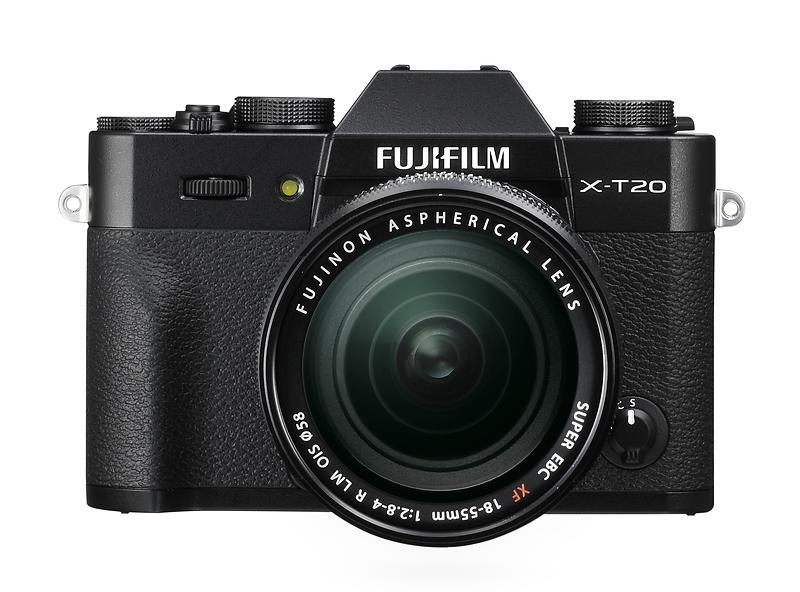 Fujifilm X-T20 + 18-55/2,8-4,0