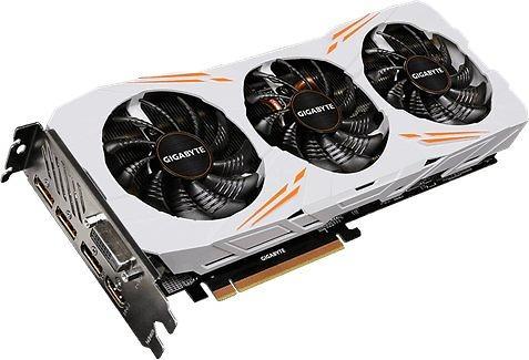 Gigabyte GeForce GTX 1080 Ti Gaming OC HDMI 3xDP 11GB