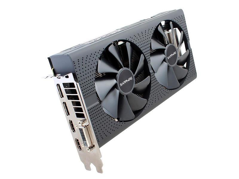 Sapphire Radeon RX 580 Pulse 2xHDMI 2xDP 4GB