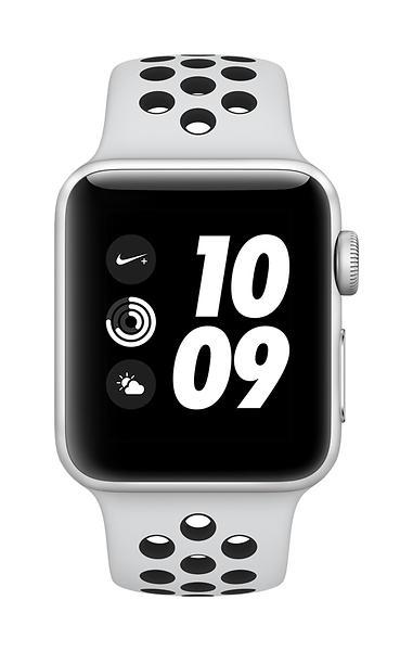 Apple Watch Series 3 Nike+ 38mm Aluminium with Nike Sport Band