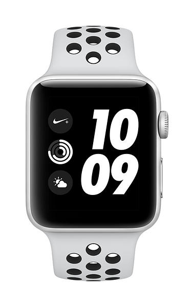 Apple Watch Series 3 Nike 42mm Aluminium with Nike Sport Band
