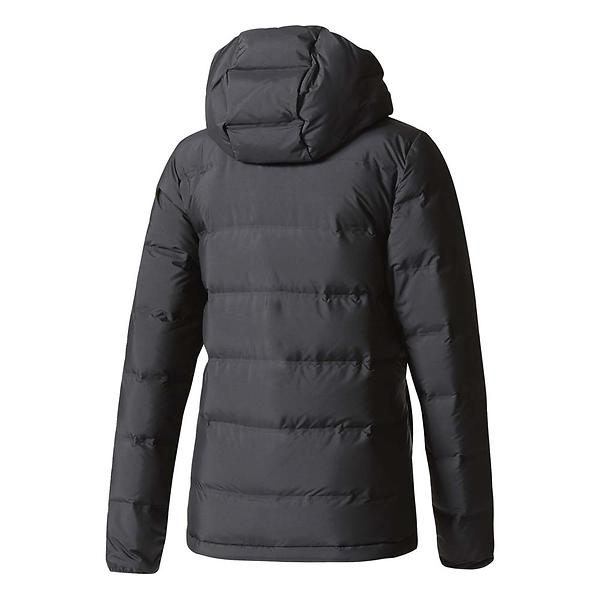 Adidas Helionic Hooded Down Jacket (Donna)