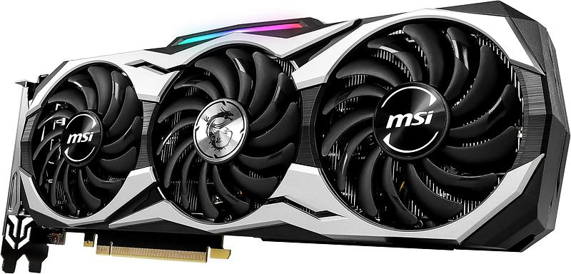 MSI GeForce RTX 2080 Duke OC HDMI 3xDP 8GB