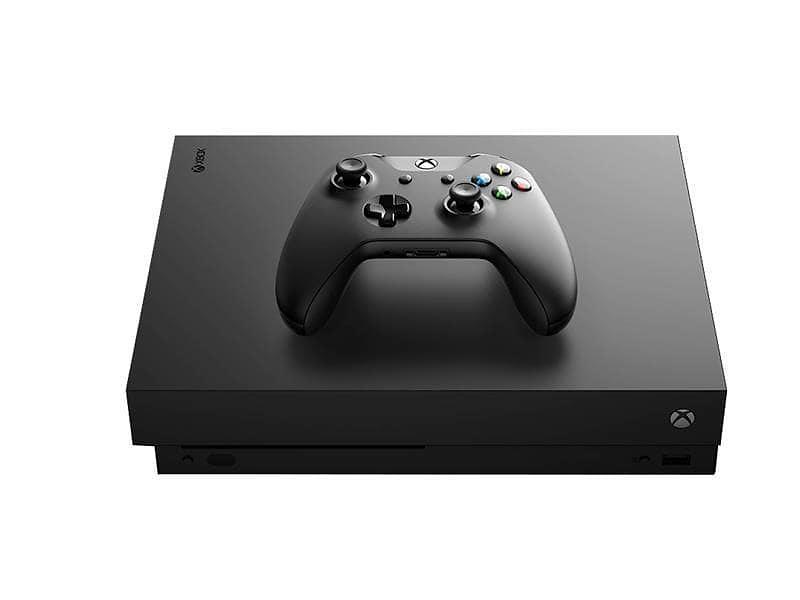 Microsoft Xbox One X 1TB (+ Forza Horizon 4 + Forza Motorsport 7)